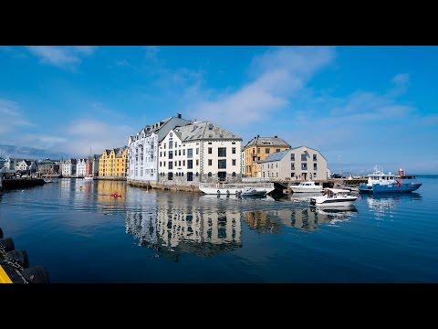 Norvegia. Un viaggio tra i fiordi, da Alesund a Bergen sull'Hurtigruten.