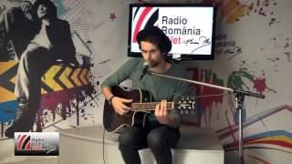 Mihail - Ma ucide ea live acoustic @ Radio3net