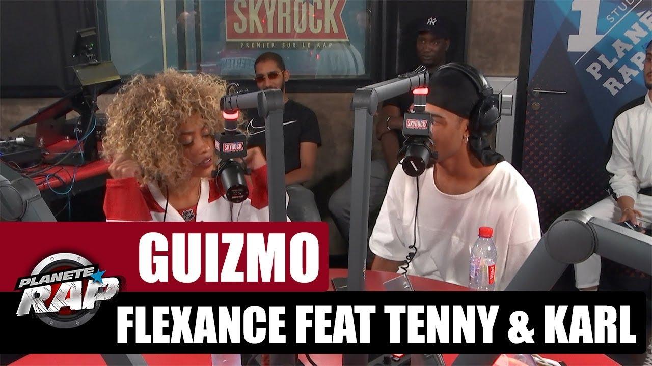 """Guizmo """"Flexance"""" Feat. Tenny et Karl #PlanèteRap"""