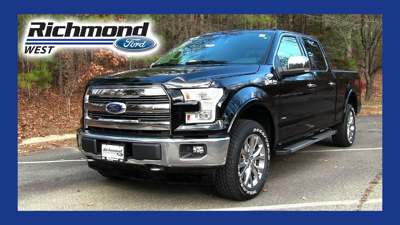 2017 Ford F 150 Review