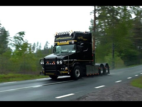 Best Of Scania T Trucks