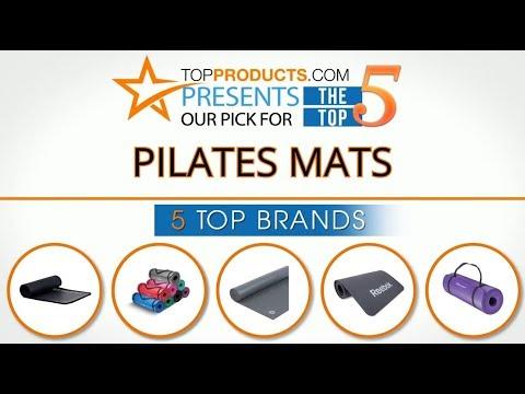 Best Pilates Mat Reviews – How to Choose the Best Pilates Mat