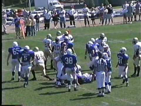 1999 Football: Bryant vs. Assumption