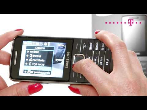 Samsung GT-S5610 - klasycznie prosty