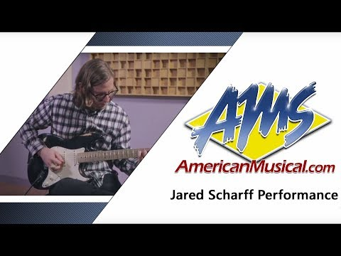 Jared Scharff Performance - American Musical Supply