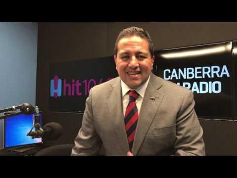 Craig Wagstaff Canberra Radio GM Survey2017