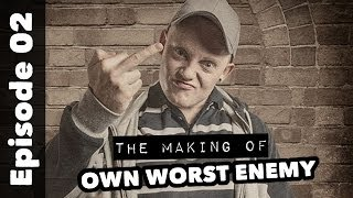 Meet Mathew Waters | The Making of 'Own Worst Enemy' Episode 2
