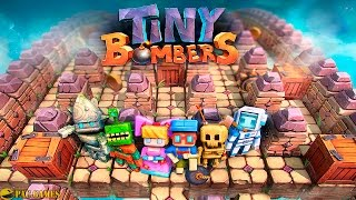 Tiny Bombers Gameplay Preview
