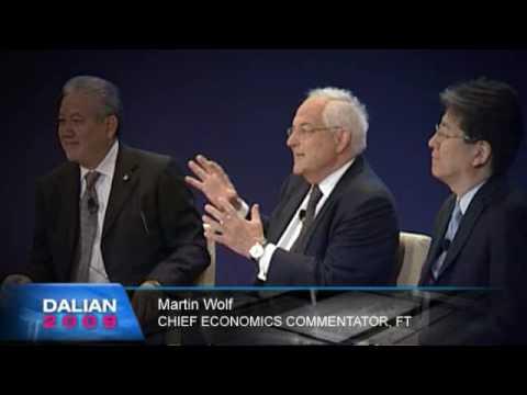 Dalian 2009 - CNBC Currency Debate Highlights