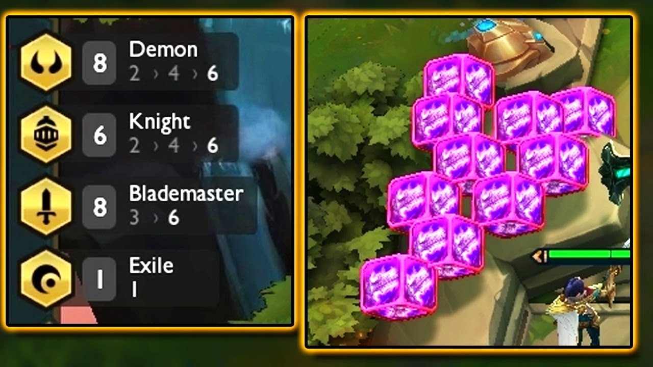 New Bug Exploit On Duping Items In Tft Needs To Get