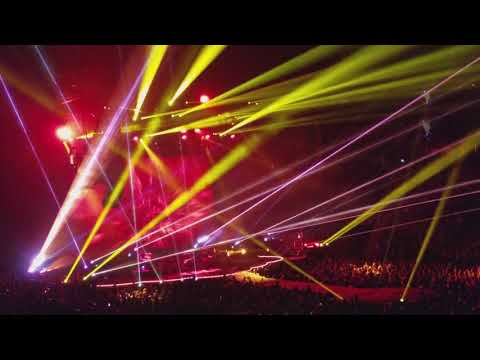 Coldplay  Clocks  Kansas City, Missouri August  2017