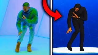 Top 10 Fortnite Emote Ideas That Might Come To Fortnite Battle Royale! (Fortnite Emote Ideas)