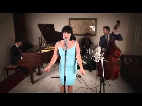 Bad Blood   Vintage Ella Fitzgerald Jazz Taylor Swift Cover ft  Aubrey Logan   PMJ