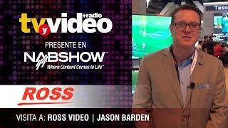 Visita a Ross durante NabShow 2019