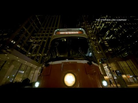 'The Trolley' documentary explores the history of light rail vehicles