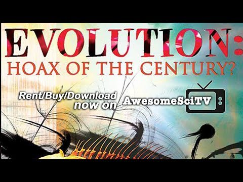 Evolution: Hoax of the Century Trailer