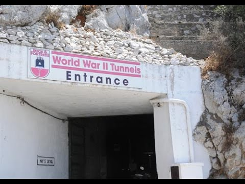 Word War II Caves in Gibraltar - You can't afford to miss this (Official Video by Pastor Hp Alando)