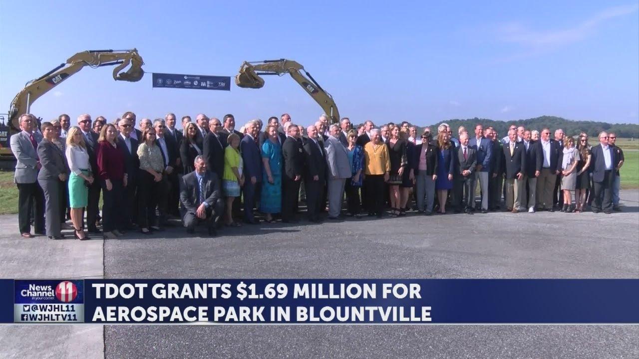 TDOT grants $1 69 million for Aerospace Park