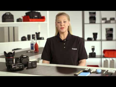 Canon Service & Support: Battery Basics