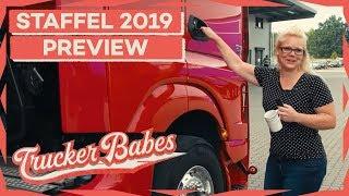 Diese Woche hat Manu einen holprigen Start in den Tag | PREVIEW | Trucker Babes | kabel eins