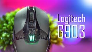 معاينة فأرة لوجيتك G903 مع قاعدة PowerPlay   بطارية لا تنتهي!