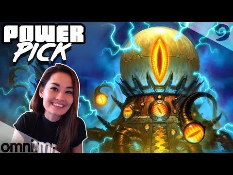 Pathra's Power Pick: Mecha'thun Warlock