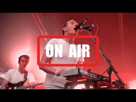 Caribou LIVE: ON AIR