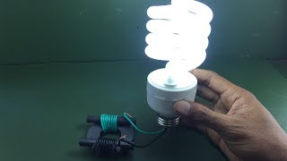 Science Free Energy Using Motor With Magnet 100%