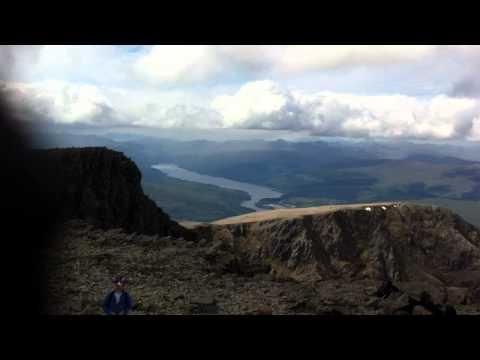 Ben Nevis peak 360