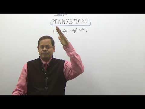 PENNY STOCKS అంటే ఏమిటి? I  PENNY STOCKS కొనవచ్చునా?