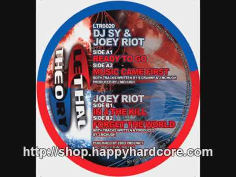 DJ Sy* Sy·& Joey Riot - Somebody Scream / Bawm Boogah