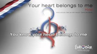 "Hind - ""Your Heart Belongs To Me"" (The Netherlands) - [Karaoke version]"