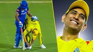 Real Sportsmanship - CSK Vs DC Match Highlights   IPL 2019   Dhoni , Raina