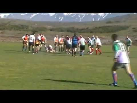 Rugby Iceland vs Monge - now in the right order