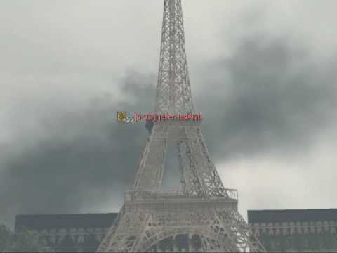 MW3- eiffel tower jump!!!!