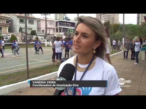 Santa Catarina registra oitavo caso de Gripe A