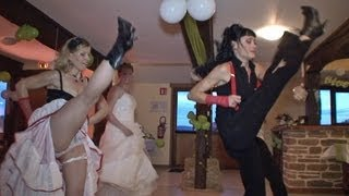 Mariage ,French cancan