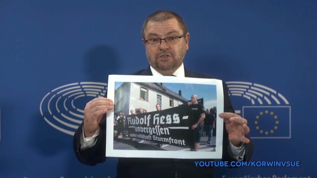 Debata o Polsce była spektaklem reżyserowanym przez Europejskich federastów – R. J. Iwaszkiewicz