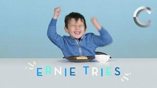 Ernie Tries