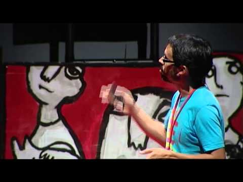 Street art -- future of art or vandalism? | Guillermo de la Madrid | TEDxPalmadeMallorca