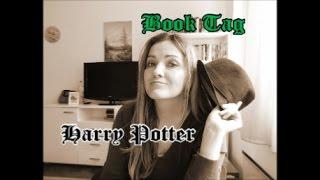 Harry Potter Spells Book Tag