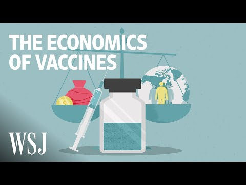 How Much Will the Covid-19 Vaccine Cost?   WSJ