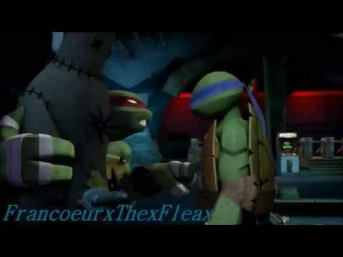 TMNT I'll make a man out of you in greek - For Evi