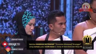 Download Ropie (Pak Kodi) tersentuh dengan tazkirah Mutawwif Akim