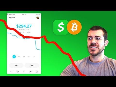 The Biggest Mistake New Bitcoin Investors Make (Cash App)