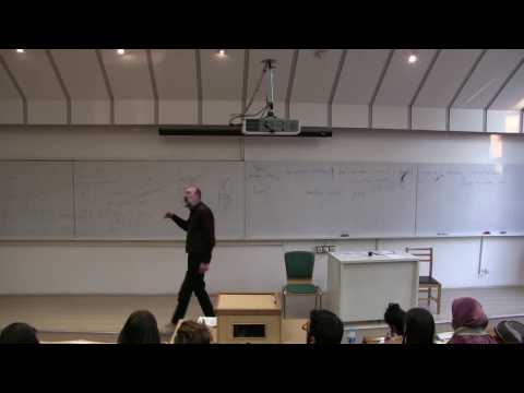 Contemporary Sociology - Lacan and Post-Structuralism - Lecture 2