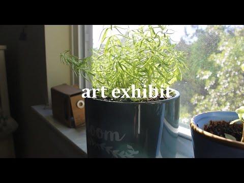 Art Exhibit - Young the Giant (Ukulele Cover)