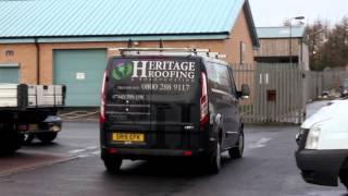 STV City Case Study - Heritage Roofing