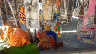 Trò Chơi Bé Ken Mua Đồ Chơi Bãi Biển ❤ ChiChi ToysReview TV ❤ Đồ Chơi Trẻ Em Baby Doli Song