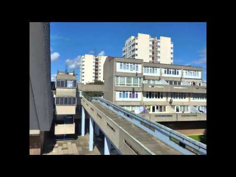 Thamesmead (part 2) - The EPIC 60s Streets in the sky